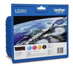BROTHER LC-985 VALBP - originál