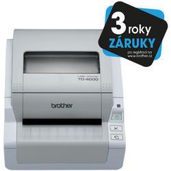 BROTHER TD-4000 + Power Banka 5000