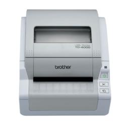 BROTHER TD-4000 + Power Banka