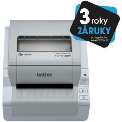 BROTHER TD-4100N + Power Banka 5000