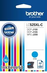 BROTHER LC-525XLC - originál