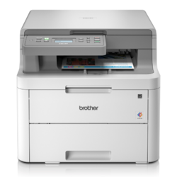 BROTHER DCP-L3510CDW + Power Banka