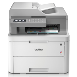 BROTHER DCP-L3550CDW + Power Banka
