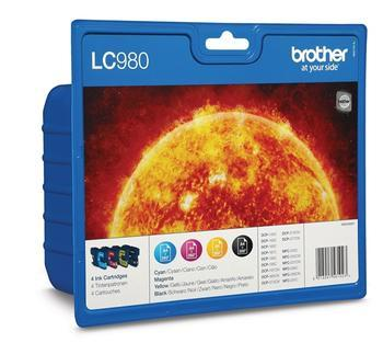 BROTHER LC-980 VALBP - originál