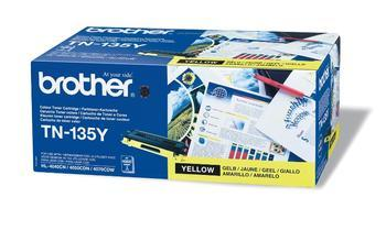 BROTHER TN-135Y - originál