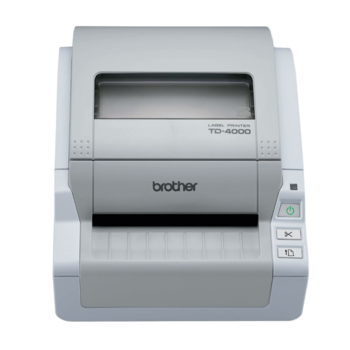 BROTHER TD-4000 + Power Banka - 1
