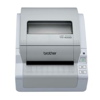 BROTHER TD-4000 + Power Banka 10000 - 1