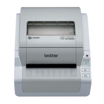 BROTHER TD-4100N + Power Banka - 1