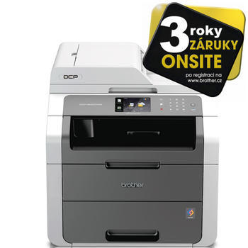 BROTHER DCP-9020CDW - 1