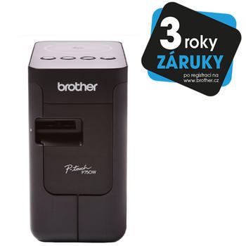 BROTHER PT-P750W - 1