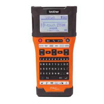 BROTHER PT-E550WVP + Power Banka 5000 - 1