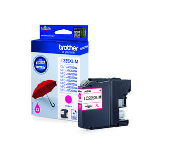 BROTHER LC-225XLM - originál