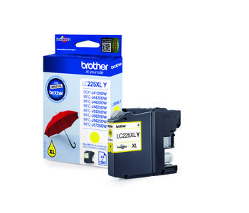 BROTHER LC-225XLY - originál