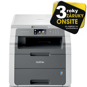 BROTHER DCP-9015CDW + papíry Xerox Premier  - 1