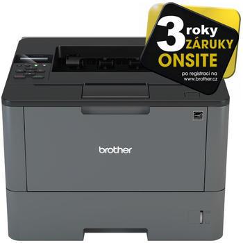 BROTHER HL-L5000D + svetr HUSKY - 1