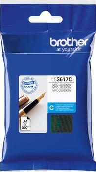 BROTHER LC-3617C - originál