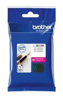 BROTHER LC-3617M - originál