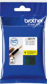 BROTHER LC-3617Y - originál