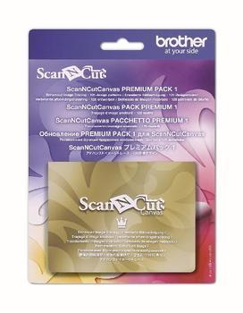 BROTHER Aktivační karta 125 vzorů
