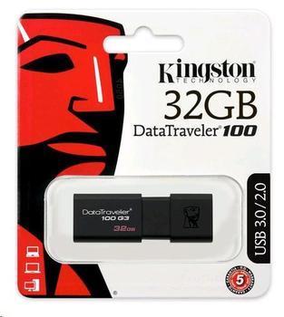 32GB Kingston Data Traveller 100 USB 3.0