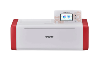 BROTHER ScanNCut 2 SDX900 + Flash disk 32GB - 1