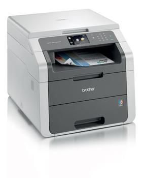 BROTHER DCP-9015CDW + papíry Xerox Premier  - 2