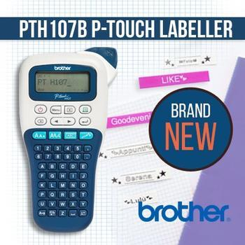BROTHER PT-H107B - 2