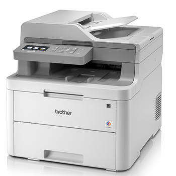 BROTHER DCP-L3550CDW + Power Banka - 4