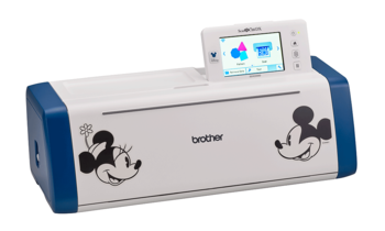 BROTHER ScanNCut 2 SDX2200 + Flash disk 32GB - 4