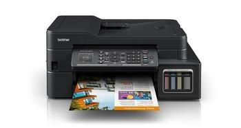 BROTHER MFC-T910DW + Power Banka 8000 - 4