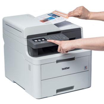 BROTHER DCP-L3550CDW + Power Banka - 5
