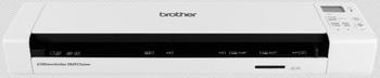 BROTHER Mobilní skener DS-920DW - 5