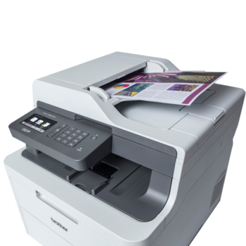 BROTHER DCP-L3550CDW + Power Banka - 6