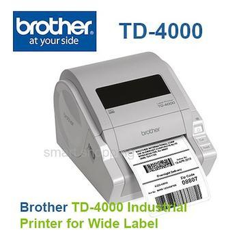 BROTHER TD-4000 + Power Banka - 7