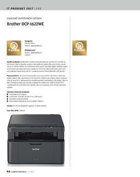 BROTHER DCP-1622WE - 7