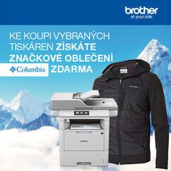 E-Brother - ZIMNÍ PROMO, které Vás zahřeje - - elektronický obchod s originálními přístroji a servisní středisko BROTHER