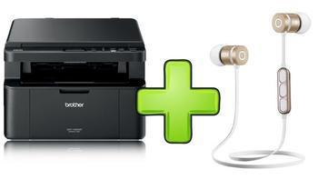 E-Brother - Bezdrátová sluchátka ZDARMA - - elektronický obchod s originálními přístroji a servisní středisko BROTHER