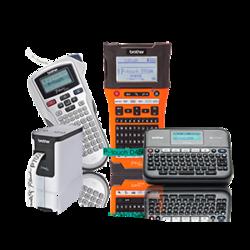 """E-Brother - SLEVA na šťítkovače řady """"D"""" 33% - - elektronický obchod s originálními přístroji a servisní středisko BROTHER"""