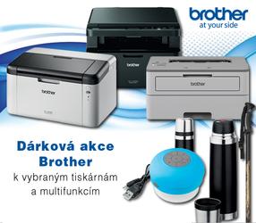 E-Brother - PROMO BROTHER pokračuje - - elektronický obchod s originálními přístroji a servisní středisko BROTHER