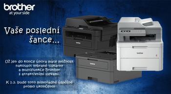 E-Brother - Vaše poslední šance... - - elektronický obchod s originálními přístroji a servisní středisko BROTHER