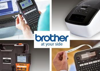 E-Brother - SLEVA na šťítkovače 33% - - elektronický obchod s originálními přístroji a servisní středisko BROTHER