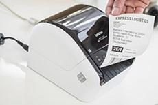 E-Brother - Nové modely štítkovačů - - elektronický obchod s originálními přístroji a servisní středisko BROTHER