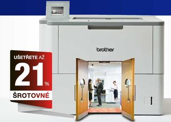 E-Brother - AKCE šrotovné až 21% sleva - - elektronický obchod s originálními přístroji a servisní středisko BROTHER