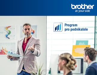 E-Brother - Programy pro podnikatele - - elektronický obchod s originálními přístroji a servisní středisko BROTHER