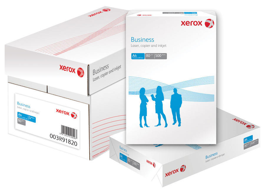 Papír xerografický Xerox Business A4