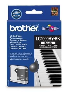 BROTHER LC-1000 HYBK - originál