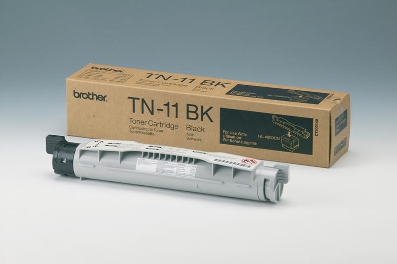BROTHER TN11BK - originál