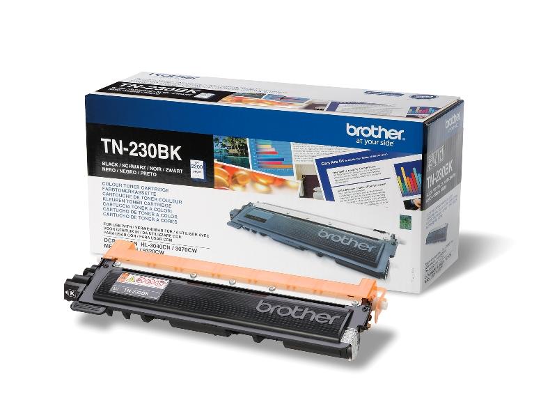 BROTHER TN-230BK - originál
