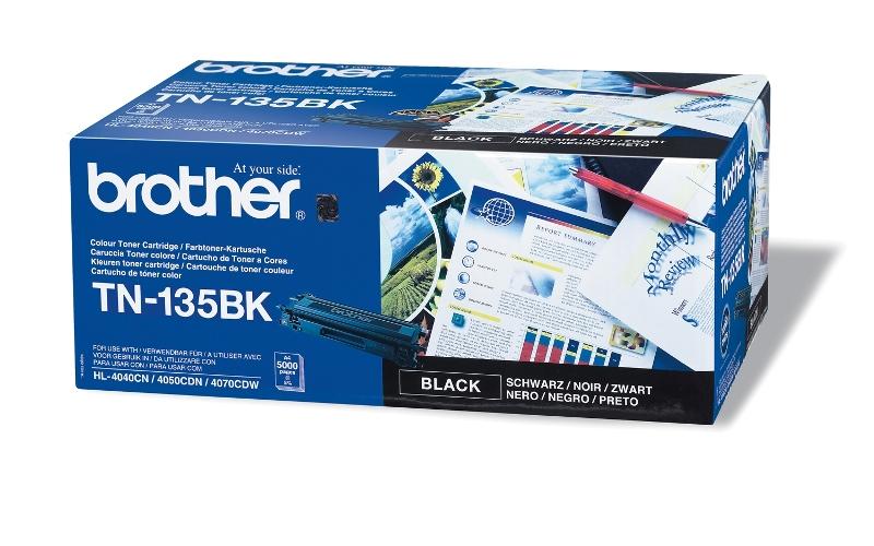 BROTHER TN-135BK - originál