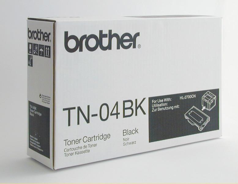 BROTHER TN04BK - originál
